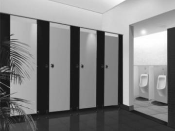 PH003   Nylon Toilet Cubicle Partitions