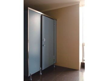 PH010   Stainless Steel Toilet Cubicle Partitions